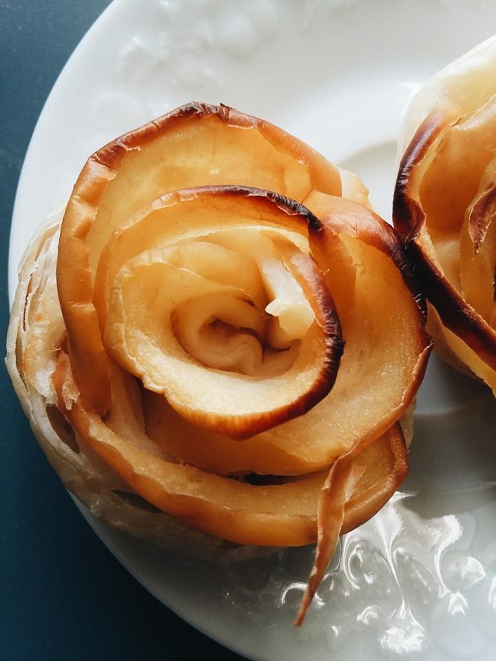 Fleurs de pommes