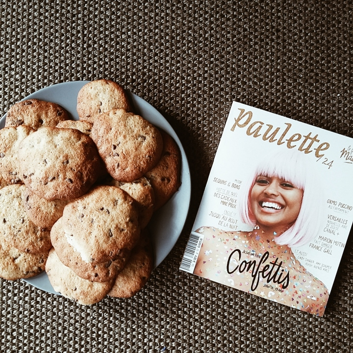 cookies chocobanane