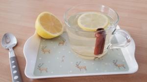 tisane miel citron