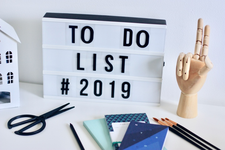 To Do List 2019