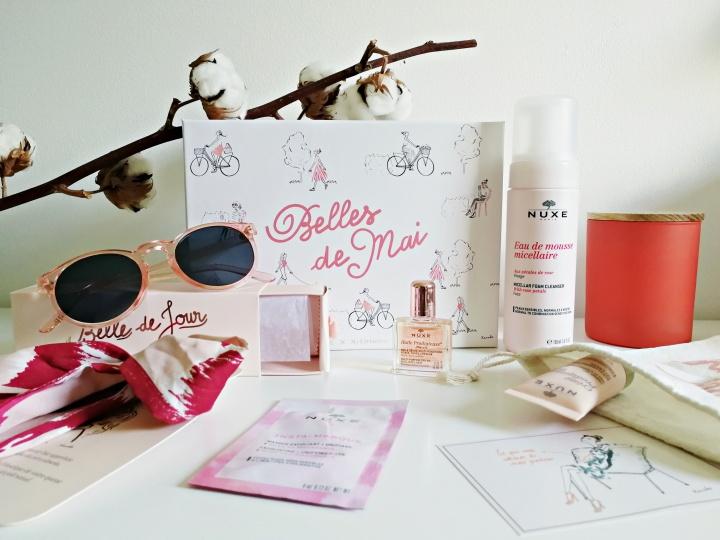My Little Box x Nuxe : Belles deMai