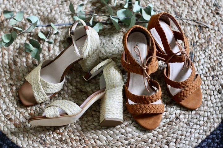Ma wishlist spéciale chaussuresd'été