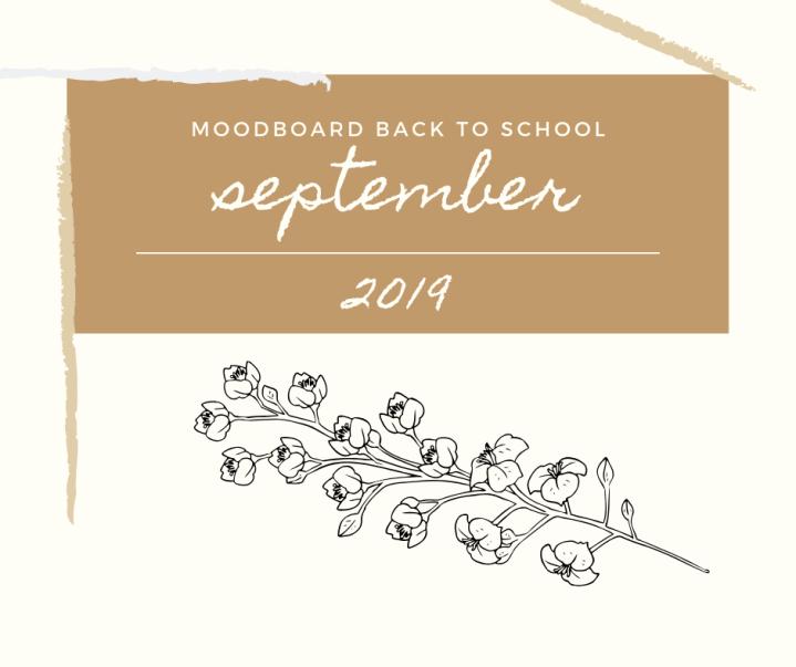BACK TO SCHOOL : MA SÉLECTION MODE POUR LA RENTRÉE2019